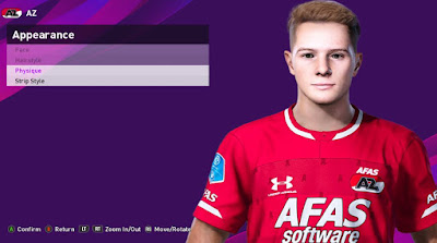 PES 2020 Faces Håkon Evjen by Rachmad ABs