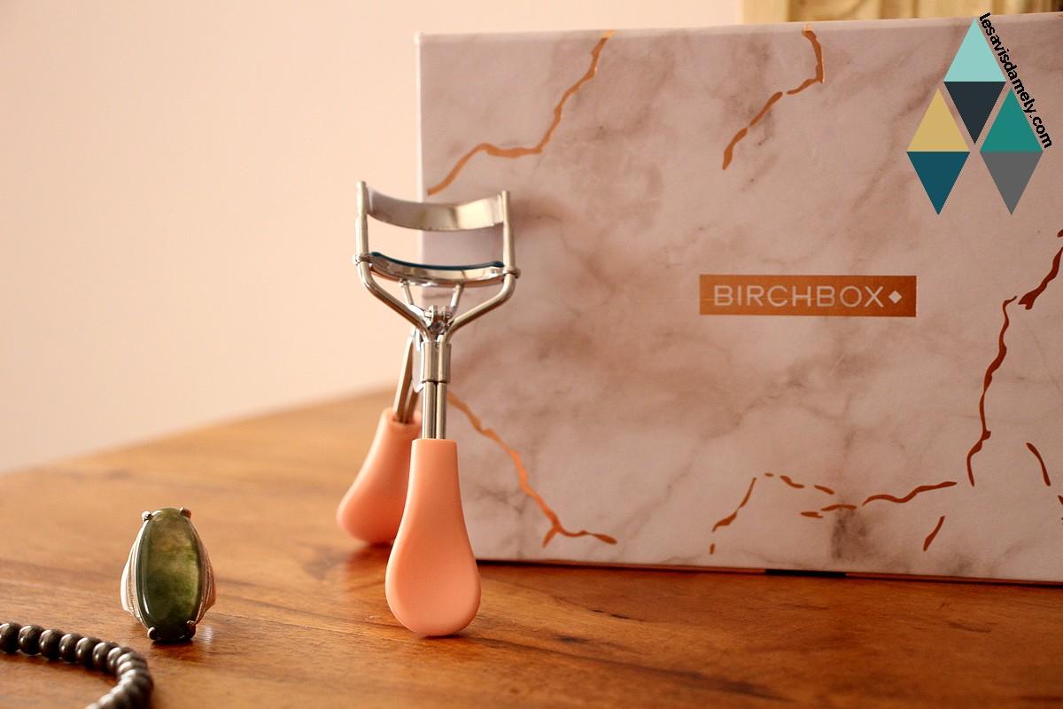 recourbe cils Birchbox