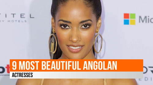 LIST: 9 Most Beautiful Angolan Actresses