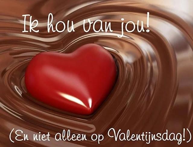 Valentijnsdag - valentijn 14 februari