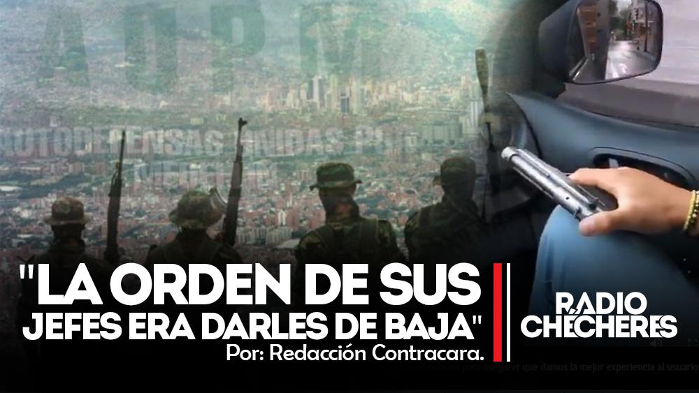 ¿Nuevo grupo paramilitar en Medellín?