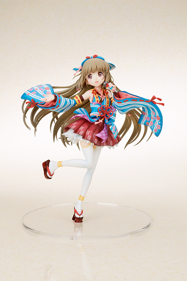 Yorita Yoshino Wadatsumi no Michibikite Ver. de The IDOLM@STER Cinderella Girls, Broccoli.