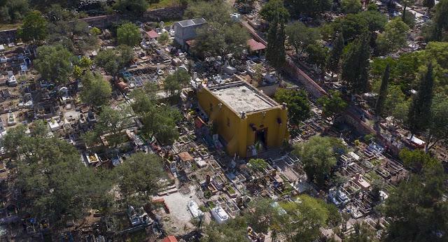 Permanecerán cerrados los 7 panteones municipales de El Marqués los días 1 y 2 de noviembre