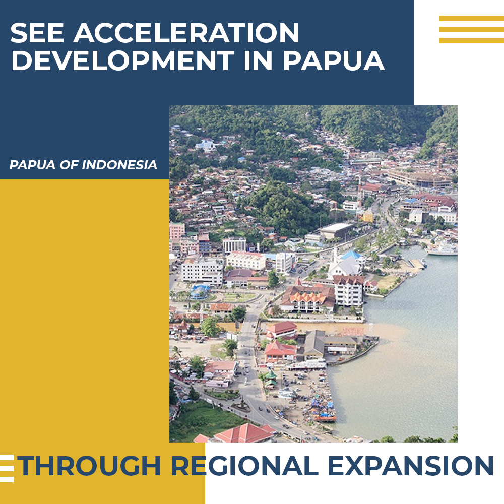 Accelerated Development in Papua through Regional Expansion