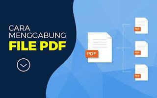 cara menggabungkan file pdf dengan menggunakan aplikasi