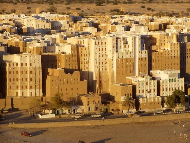 العالم - مدينة شبام في اليمن : أرض أقدم ناطحات السحاب في العالم Shibam-7%255B2%255D