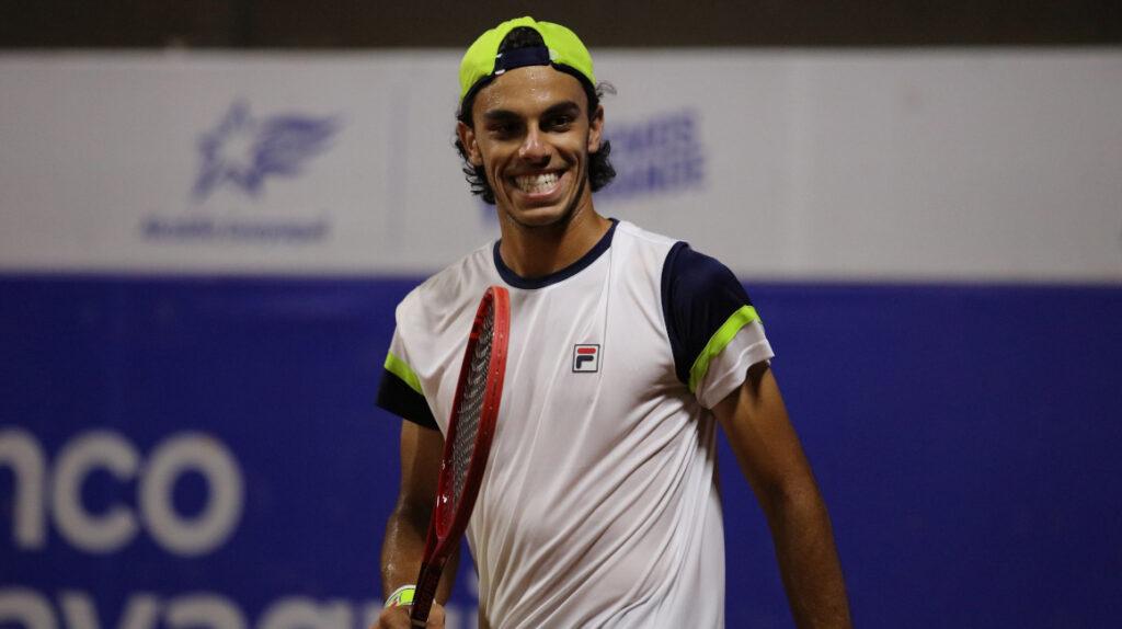 El tenista argentino Cerúndolo es campeón en el challenger de Guayaquil