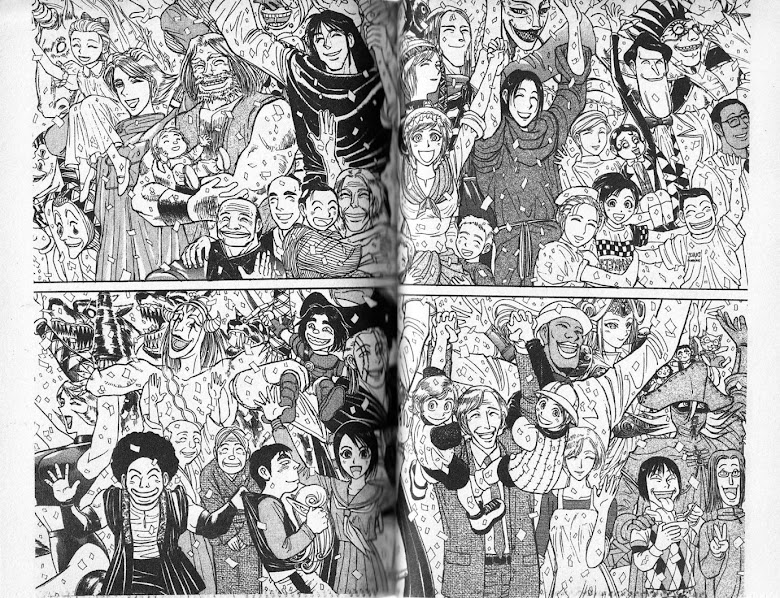 Karakuri Circus - หน้า 116
