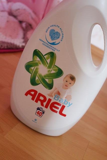 Ariel baby prací prášok pre deti