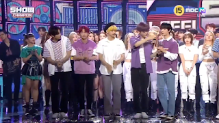 TXT Win The 2nd Trophy for 'Can't You See Me?' on Show Champion