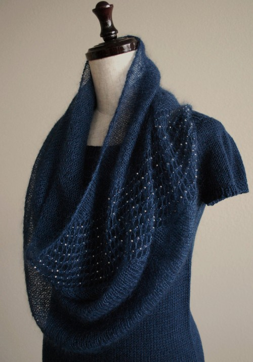 Starlight Cowl - Free Pattern