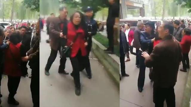 Una mujer acuchilla a 14 niños en una guardería en China