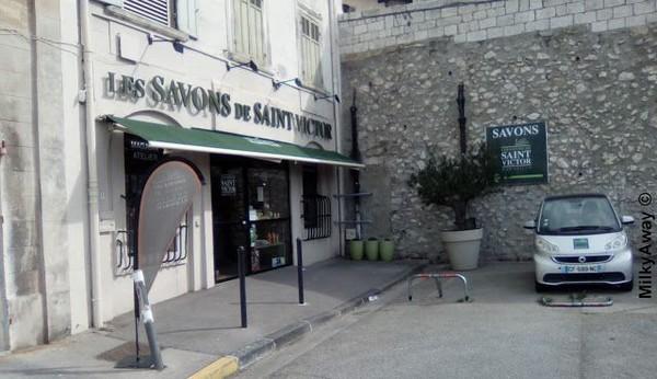 Les Savons de Saint-Victor