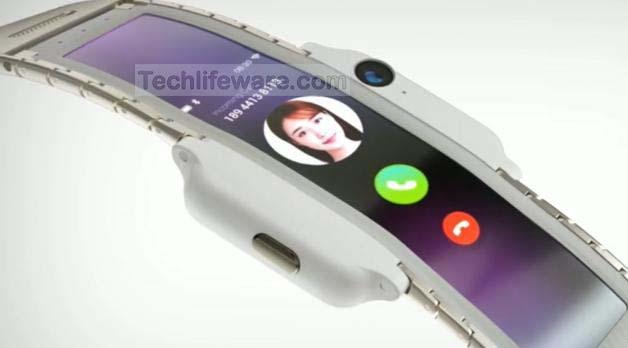 Lumia alpha smartphone will be worn like a smart watch phone