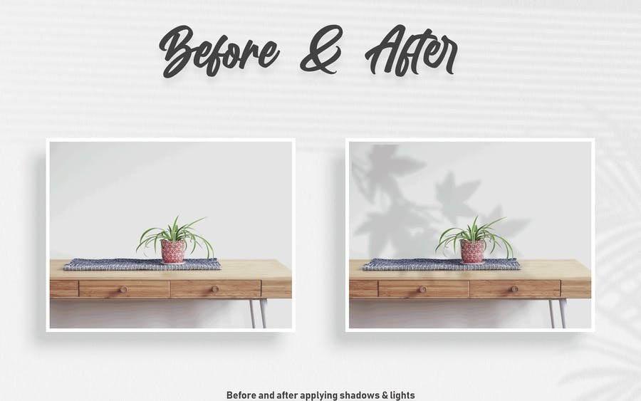 Plant Shadow Overlays (PSD)