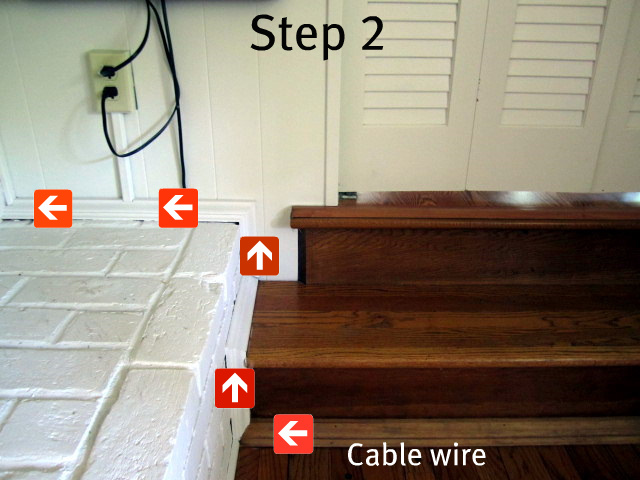 How To Mount A Tv On Brick Fireplace, Mount Tv Brick Fireplace Hide Wires