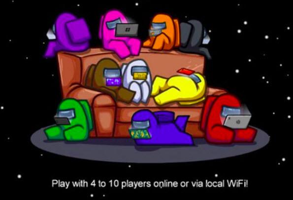 Image on Game Among Us