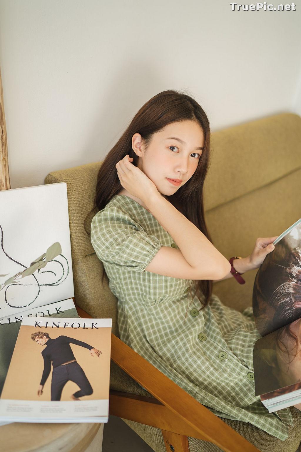 Image Thailand Cute Model - Pimpisa Kitiwinit - Milk Tea Girl - TruePic.net - Picture-8