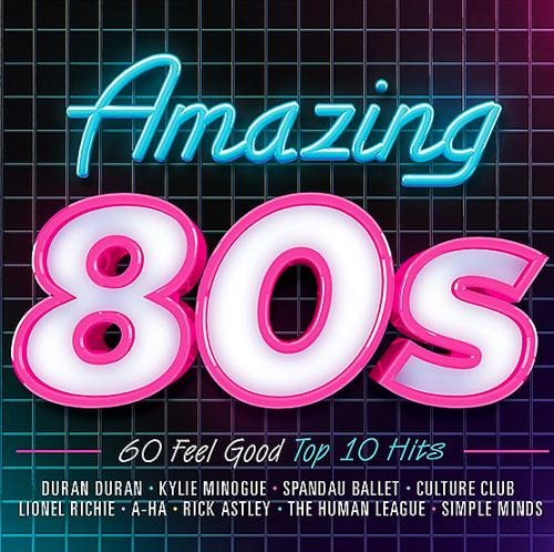 Download [Mp3]-[Full Album] อัลบั้มรวมเพลง ยุค 80 สุดเพราะ 60 เพลง ที่ประทับใจนักฟังเพลงมากที่สุด Amazing 80s 3CD (2017) @320Kbps 4shared By Pleng-mun.com