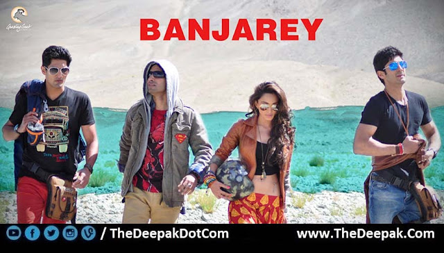 Banjarey Guitar CHORDS + STRUMMING Honey Singh | Fugly