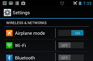 What is Airplane Mode on a Cell Phone