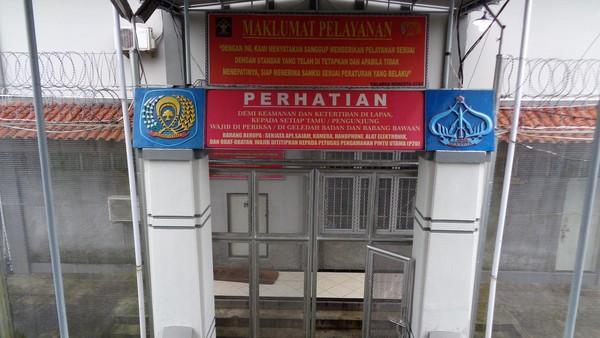 Segini Ukuran Sel High Risk yang Dihuni Habib Bahar di Nusakambangan