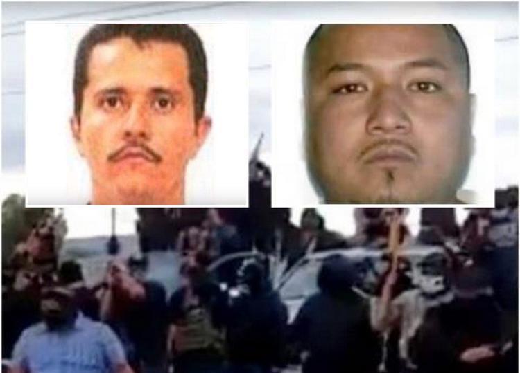 """¿Quién gobierna Guanajuato?, plaza peleada por CJNG y el Cártel de """"Santa Rosa de Lima"""" liderado por """"El Marro""""."""
