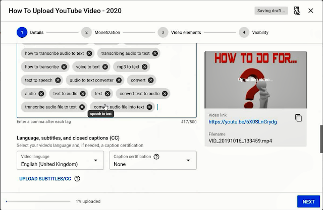 how-to-upload-video-on-youtube