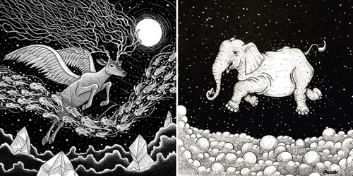 00-Surreal-Drawings-Ezequiel-Abramzon-www-designstack-co