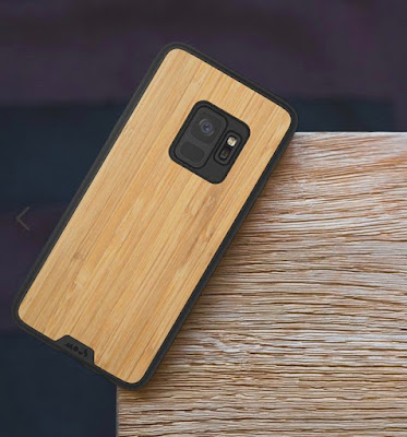 s9 bamboo case