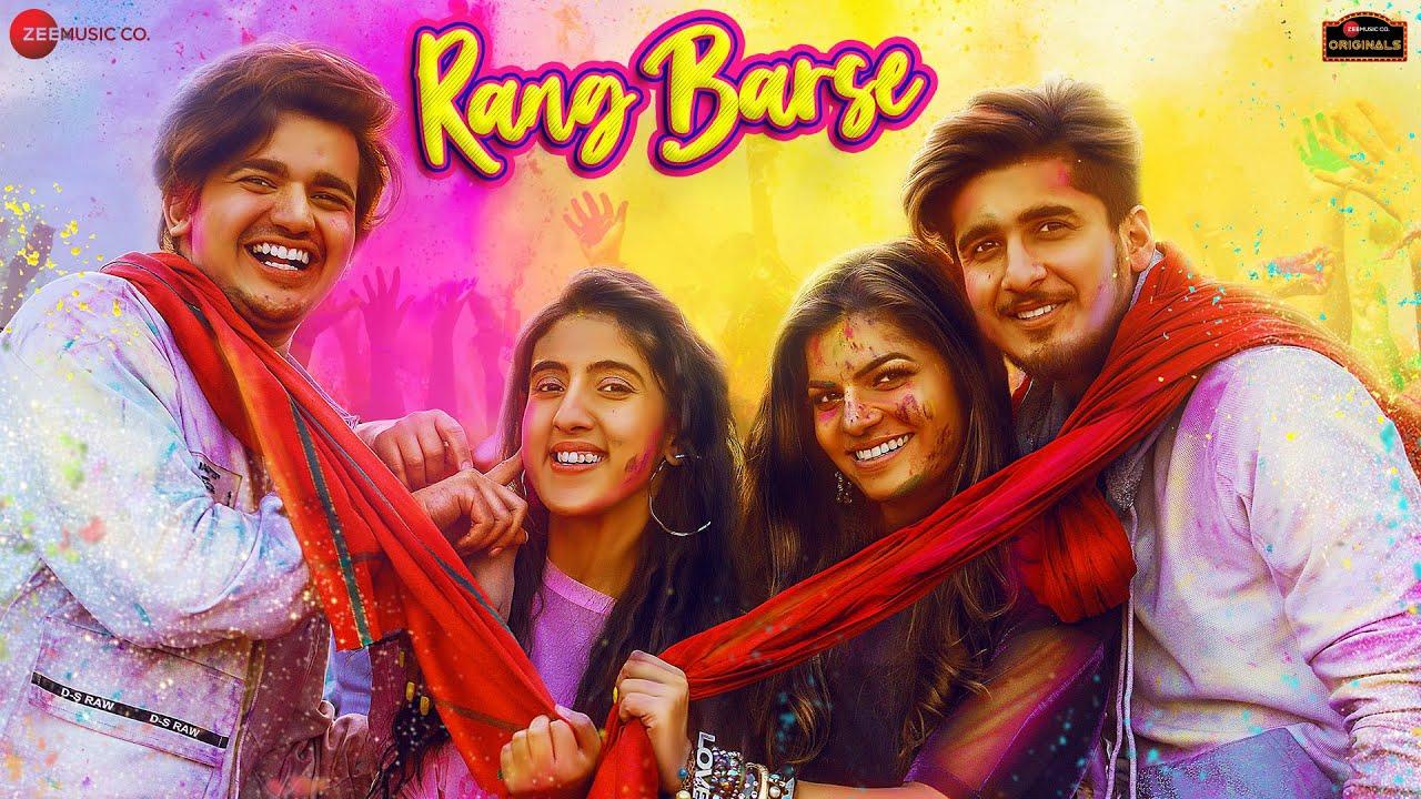 Rang Barse Lyrics Bhavin
