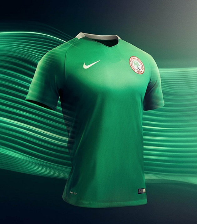 best service cc3a7 dfbae Have A Look As Nike Launches New Kit For Nigeria's Super ...