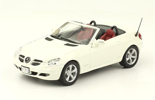 grandes autos memorables Mercedes-Benz SLK