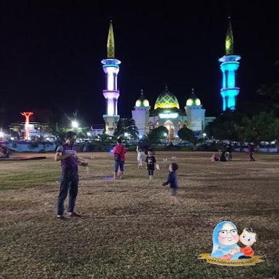 masjid agung baitussalam magetan