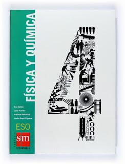 Libro Física y Química 4º ESO SM Proyecto Ábaco