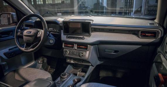 Dashbord Ford Maverick