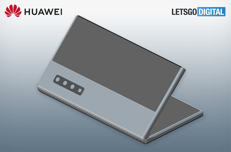 Huawei patents Mate-like foldable phone with zoom in China