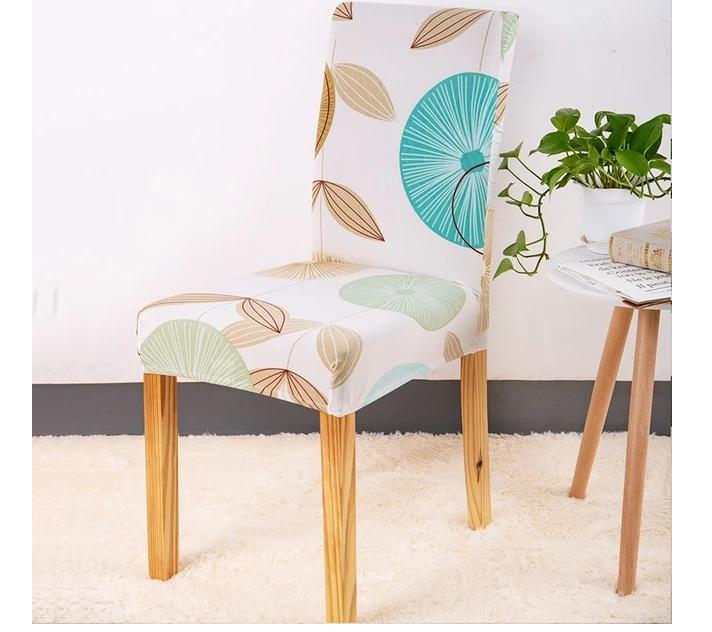cute single cover sofa design ideas with calm cream flower natural decoration