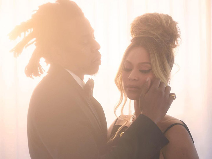 Beyonce & Jay-Z Couple Up for Tiffany & Co. 'About Love' Campaign