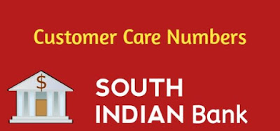 South Indian Bank Customer Care Number,  South Indian Bank Contact Number
