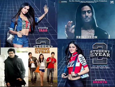 Student Of The Year 2 Full Movie Download in 360p