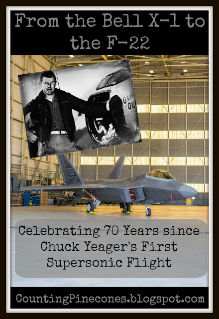 #70FSS  #airforce #chuckyeager #flight