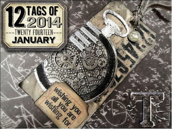 12 tags of 2014 - Leden