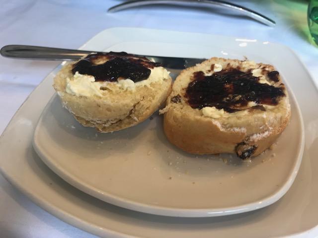 Afternoon Tea, Woughton House, Milton Keynes, Date, Food, Scone