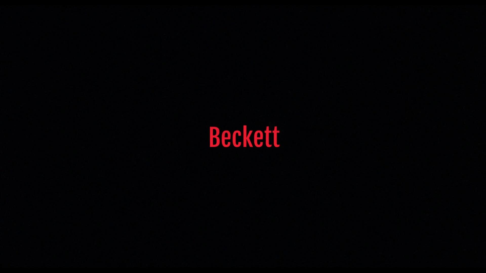 Beckett (2021) 1080p WEB-DL Latino