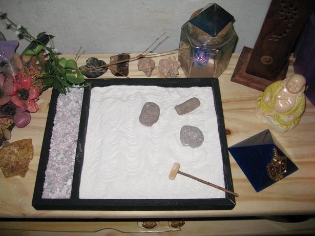 El jardin zen - Arena para jardin zen ...