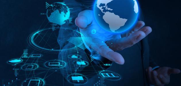 تنظيم المجال العالمي في إطار العولمة وخصـائصها