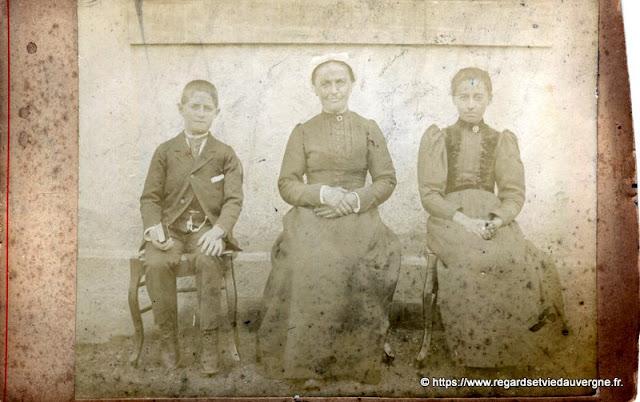 Photo ancienne noir et blanc à identifier