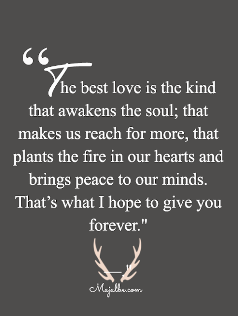How Love Works Love Quotes