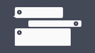chat facebook designer